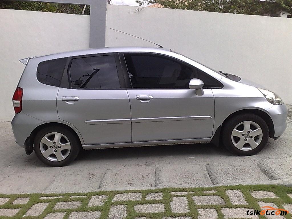 Honda Jazz 2005 - 7