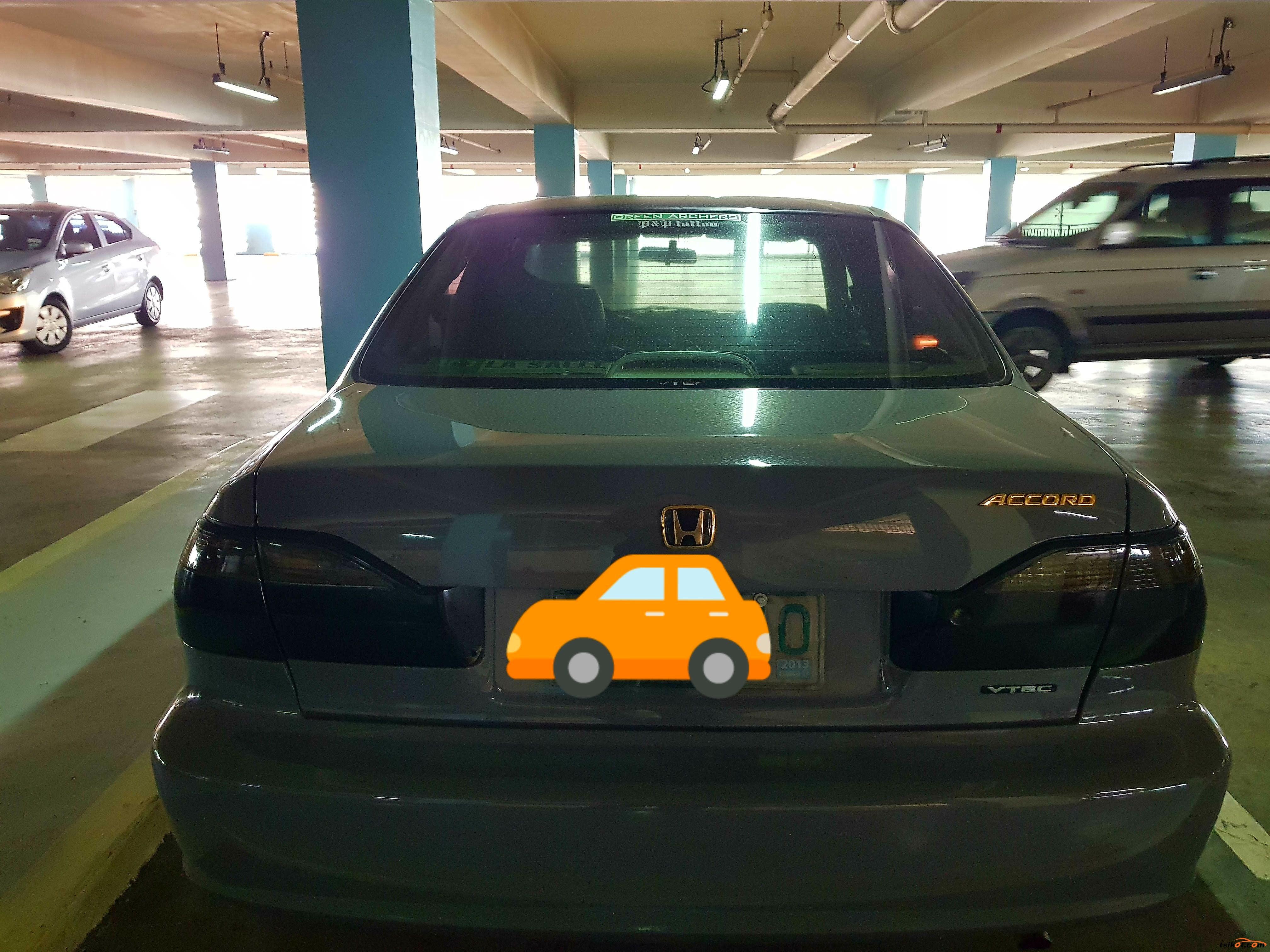 Honda Accord 1999 - 3
