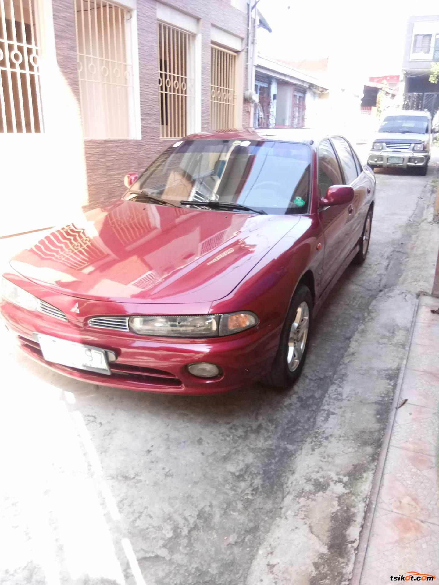 Mitsubishi Galant 1994 - 2