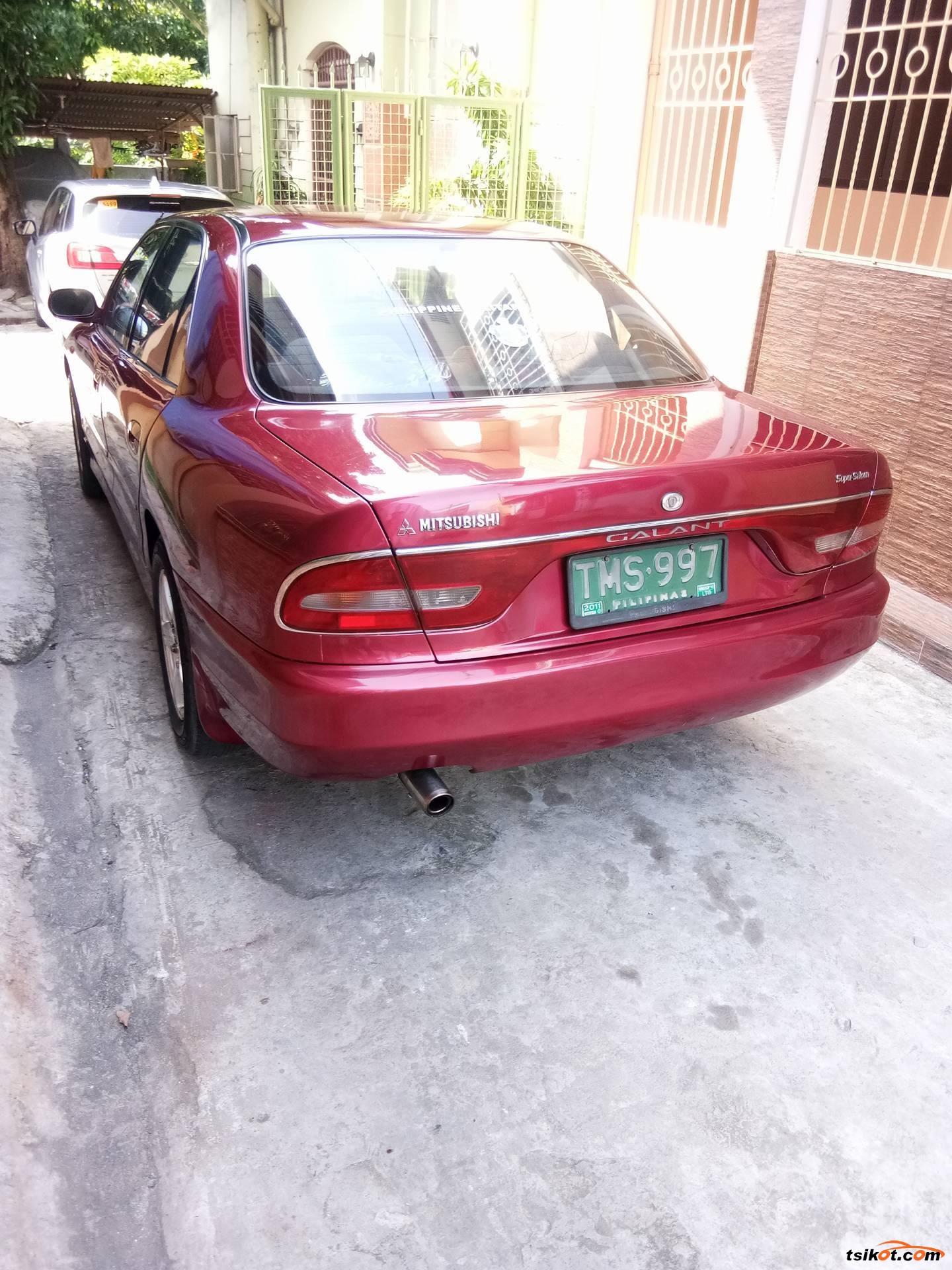 Mitsubishi Galant 1994 - 5