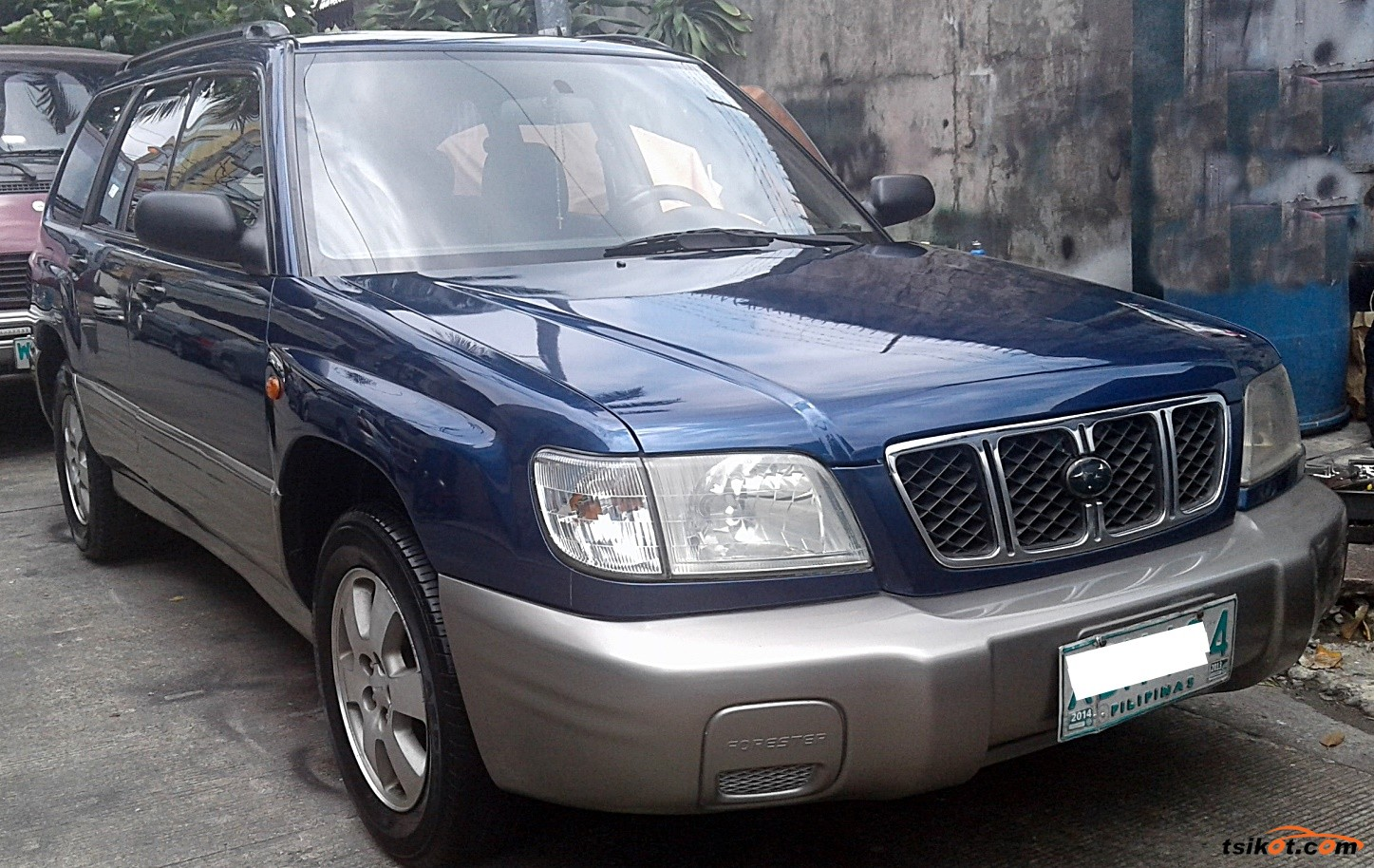 subaru forester 2002 car for sale metro manila. Black Bedroom Furniture Sets. Home Design Ideas