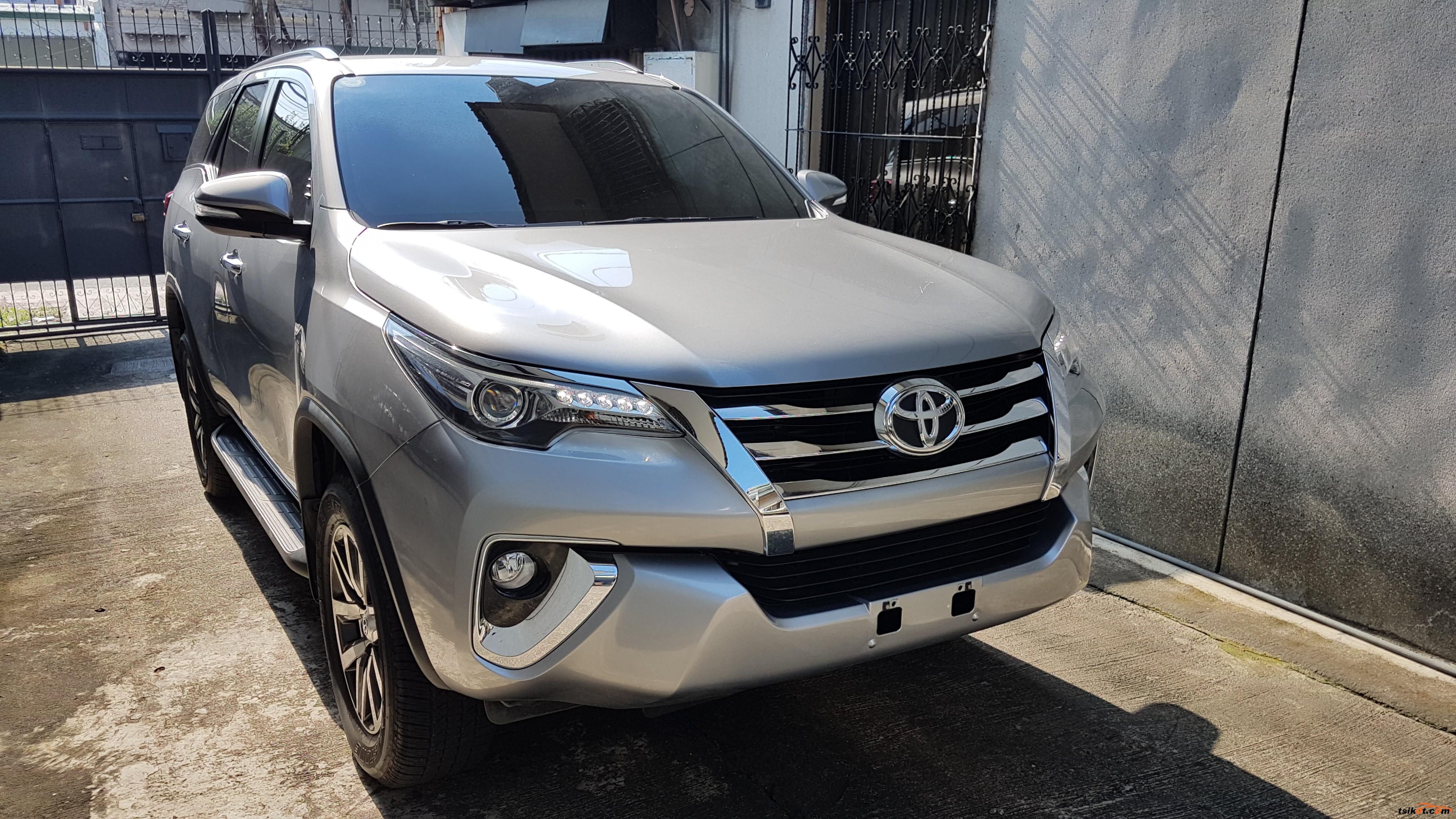 Toyota Fortuner 2016 - 5