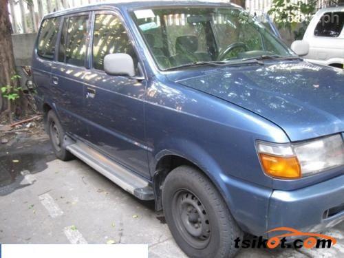 Toyota 4Runner 1999 - 2
