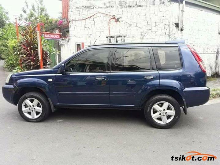 Nissan X-Trail 2007 - 4