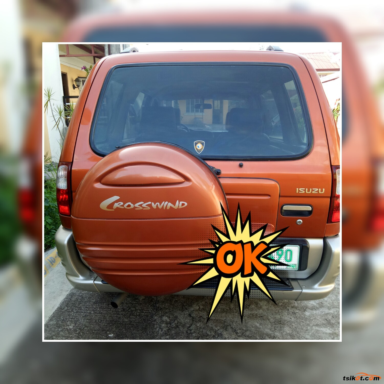 Isuzu Crosswind 2002 - 1