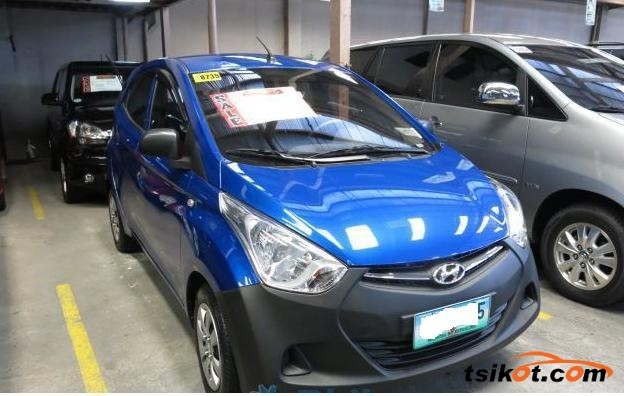 Hyundai Eon 2013 - 2