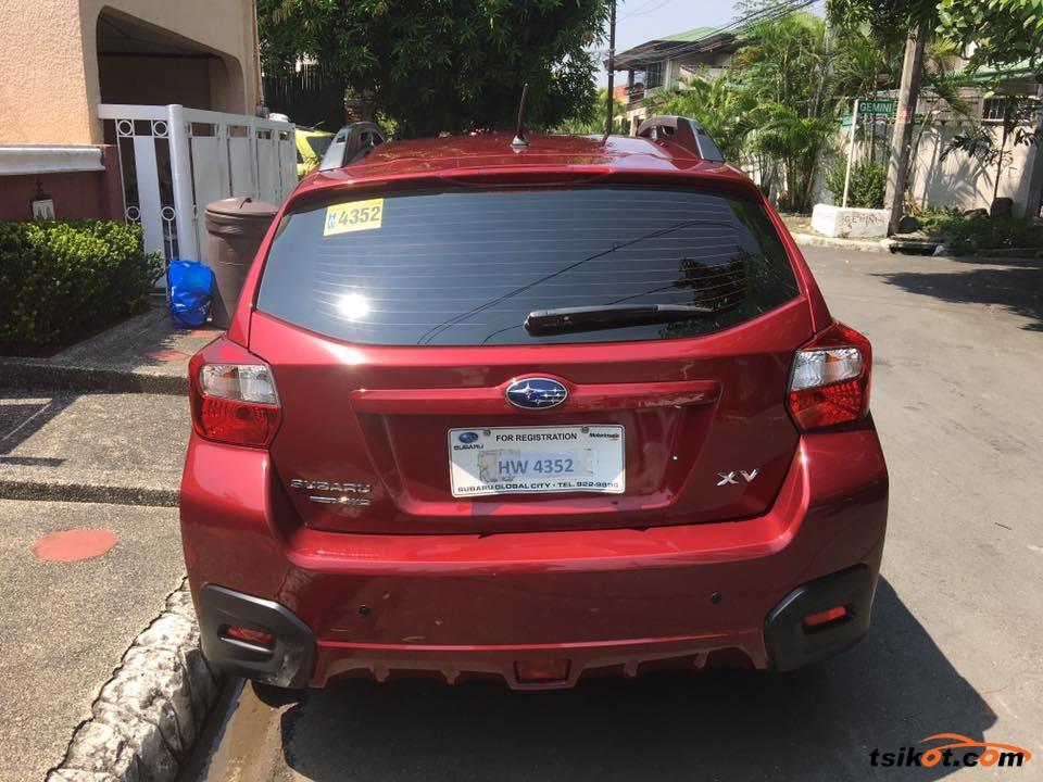 Subaru Xv 2015 - 1