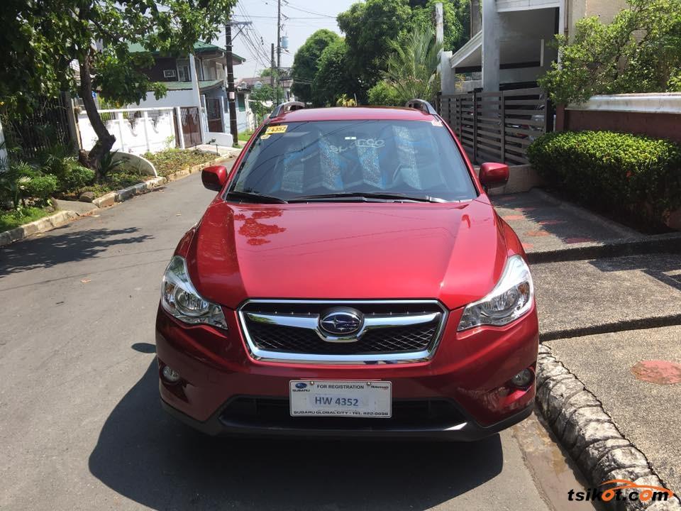 Subaru Xv 2015 - 3