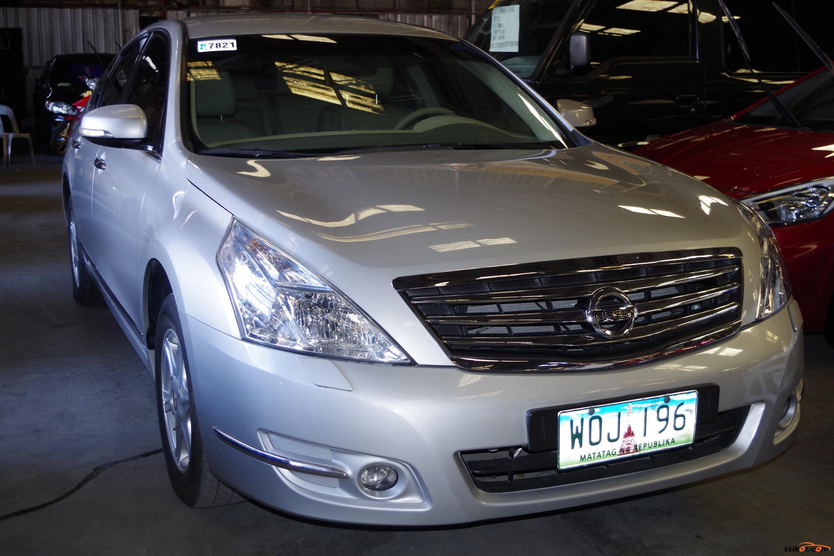 Nissan Teana 2013 - 3