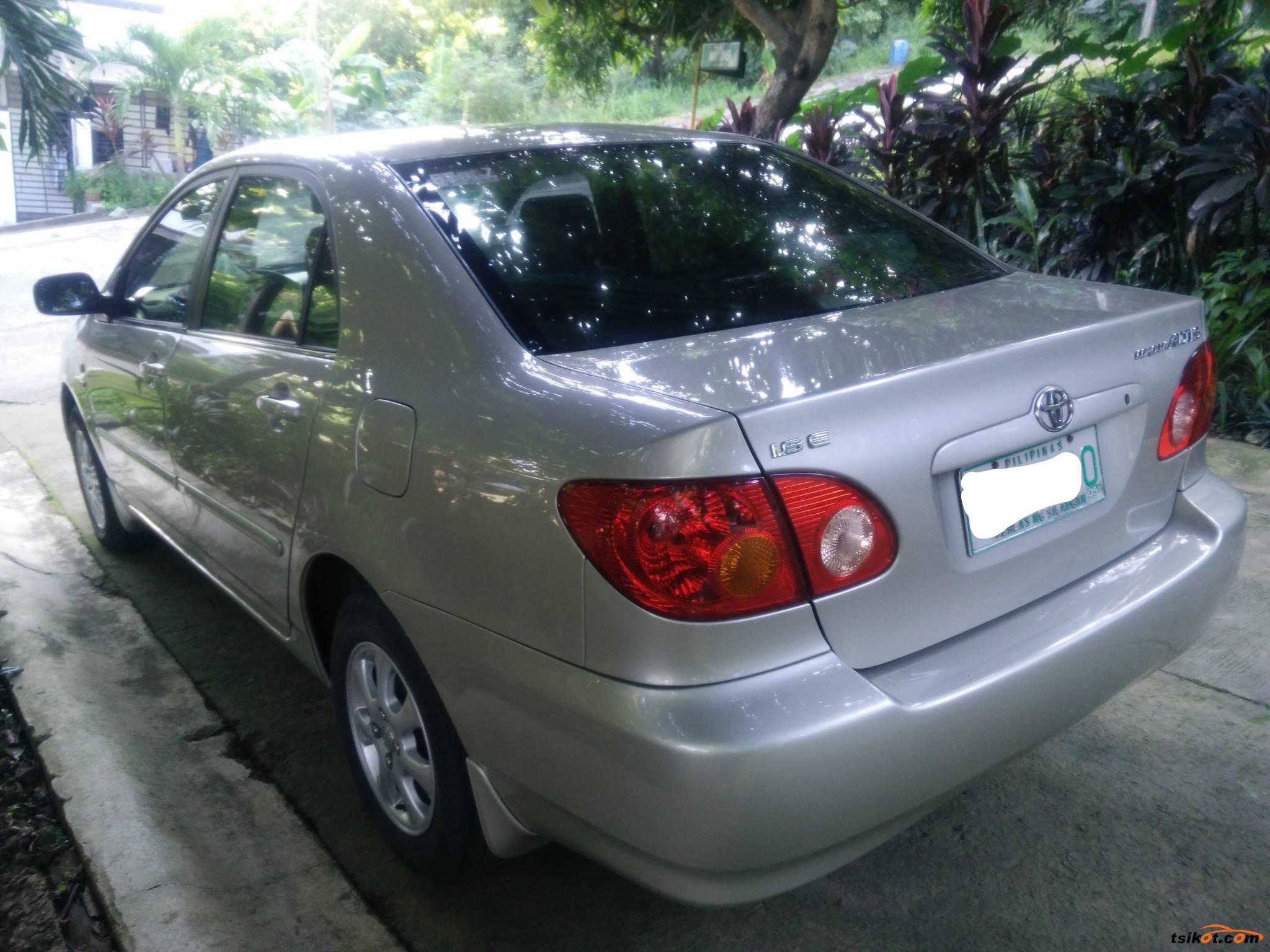 Toyota Corolla 2002 - 1
