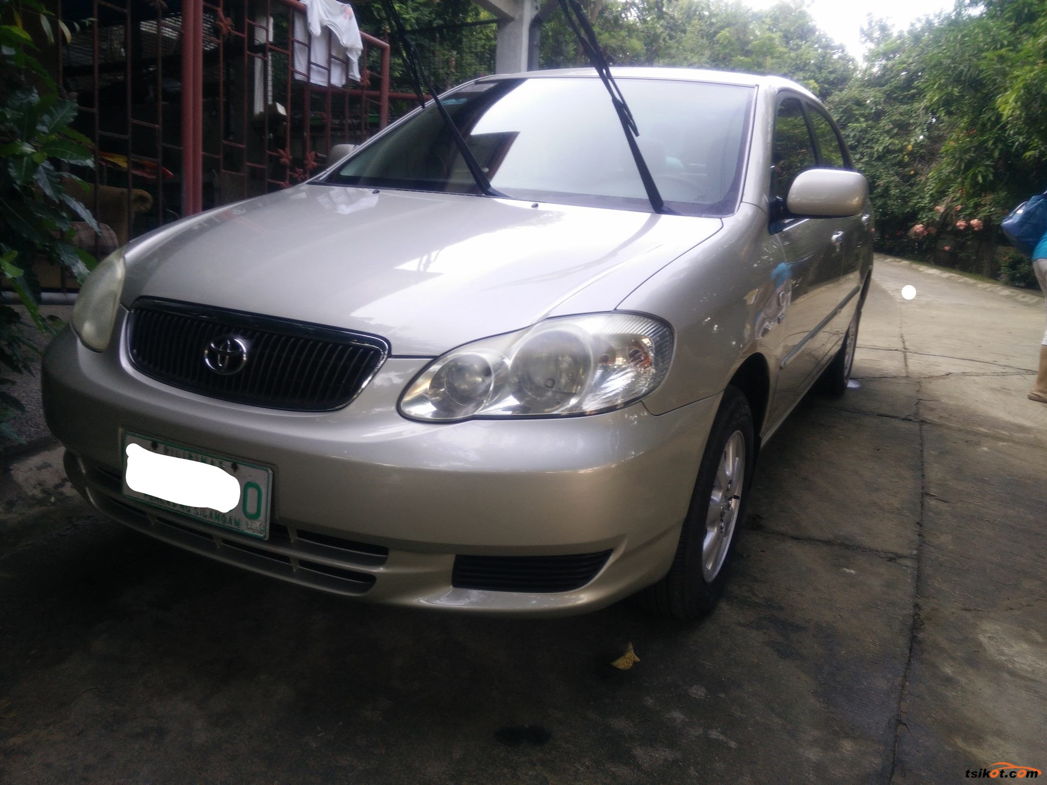toyota corolla 2002 car for sale metro manila philippines. Black Bedroom Furniture Sets. Home Design Ideas