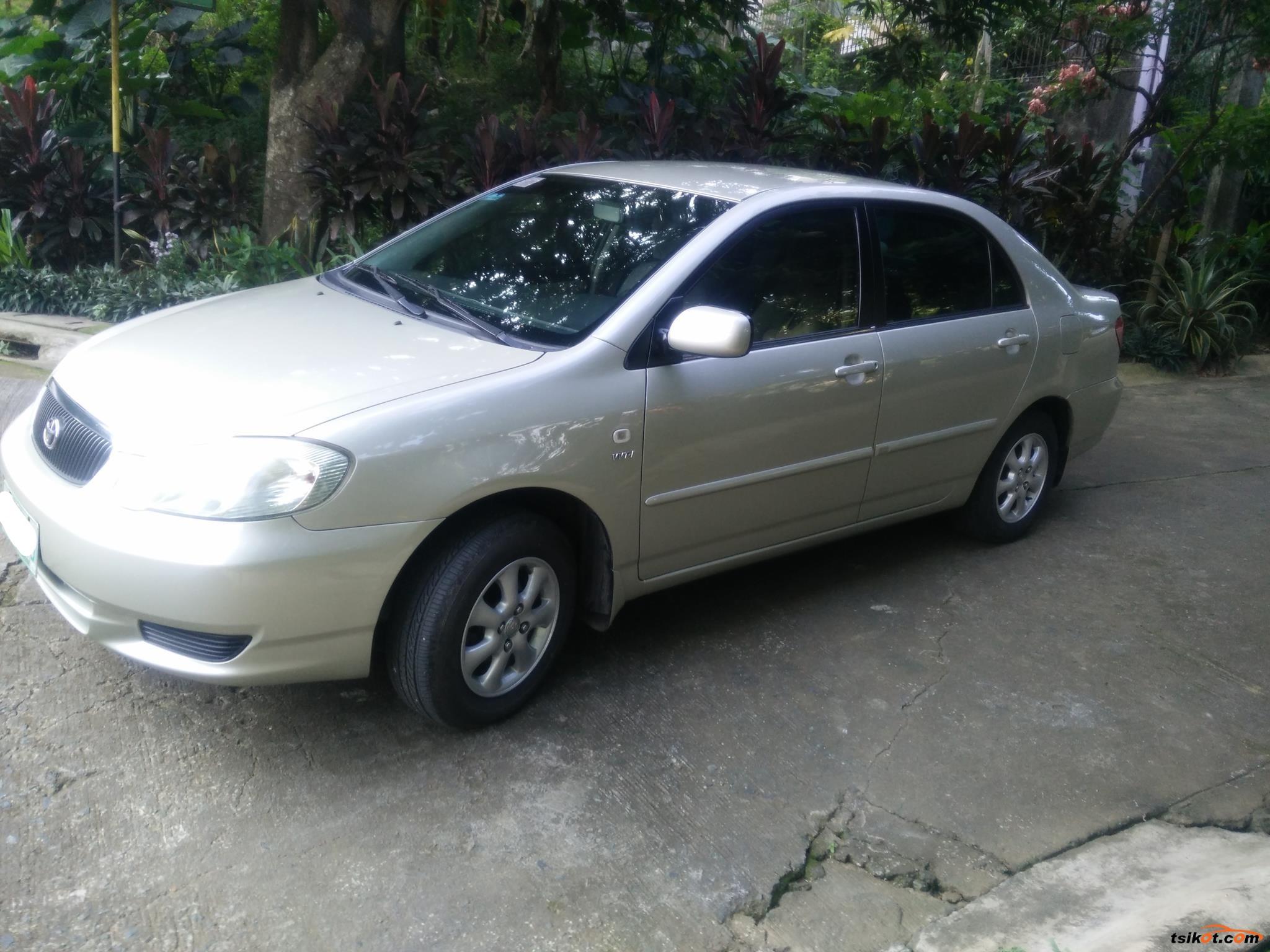 Toyota Corolla 2002 - 6