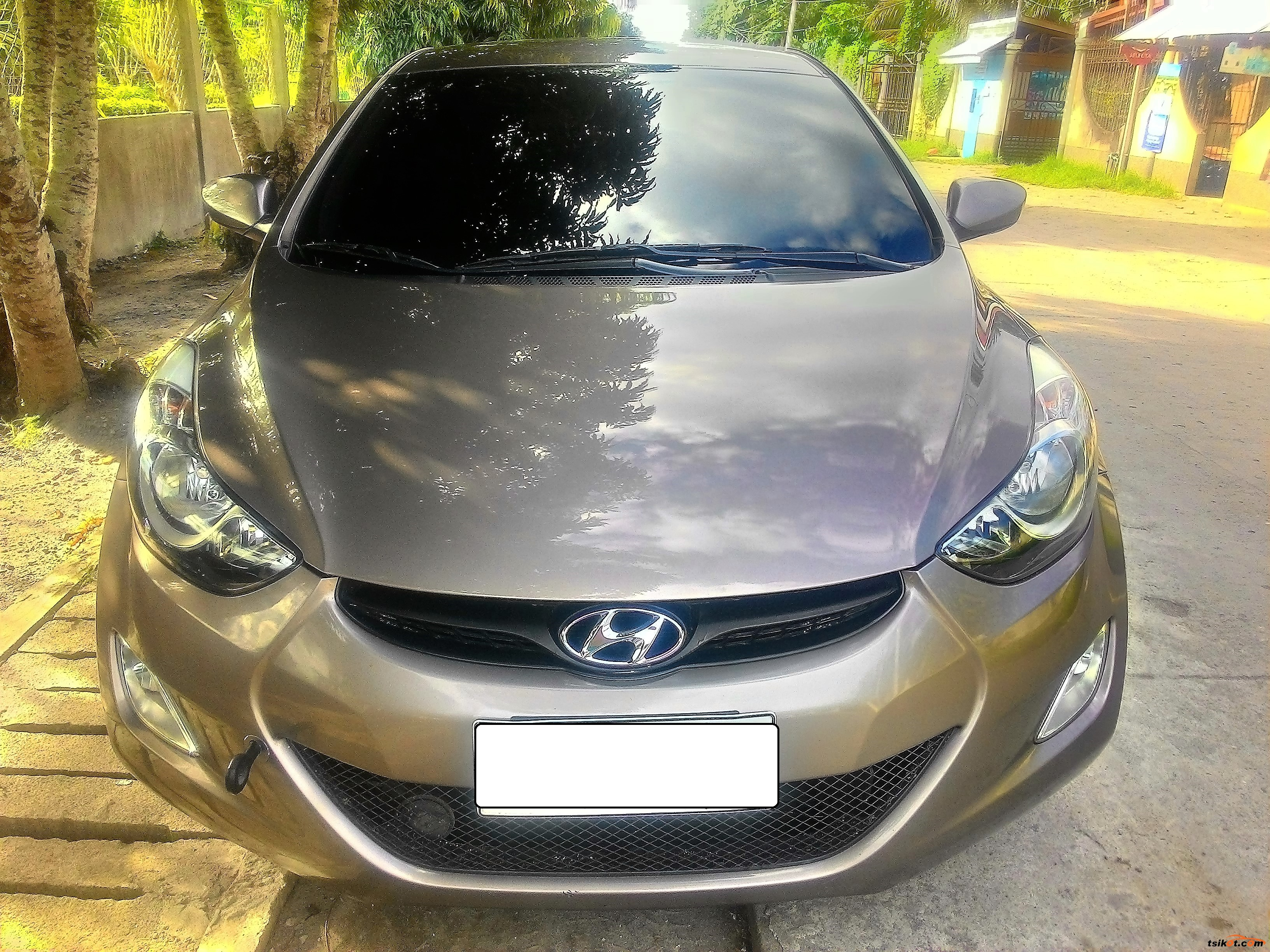 Hyundai Elantra 2014 - 4