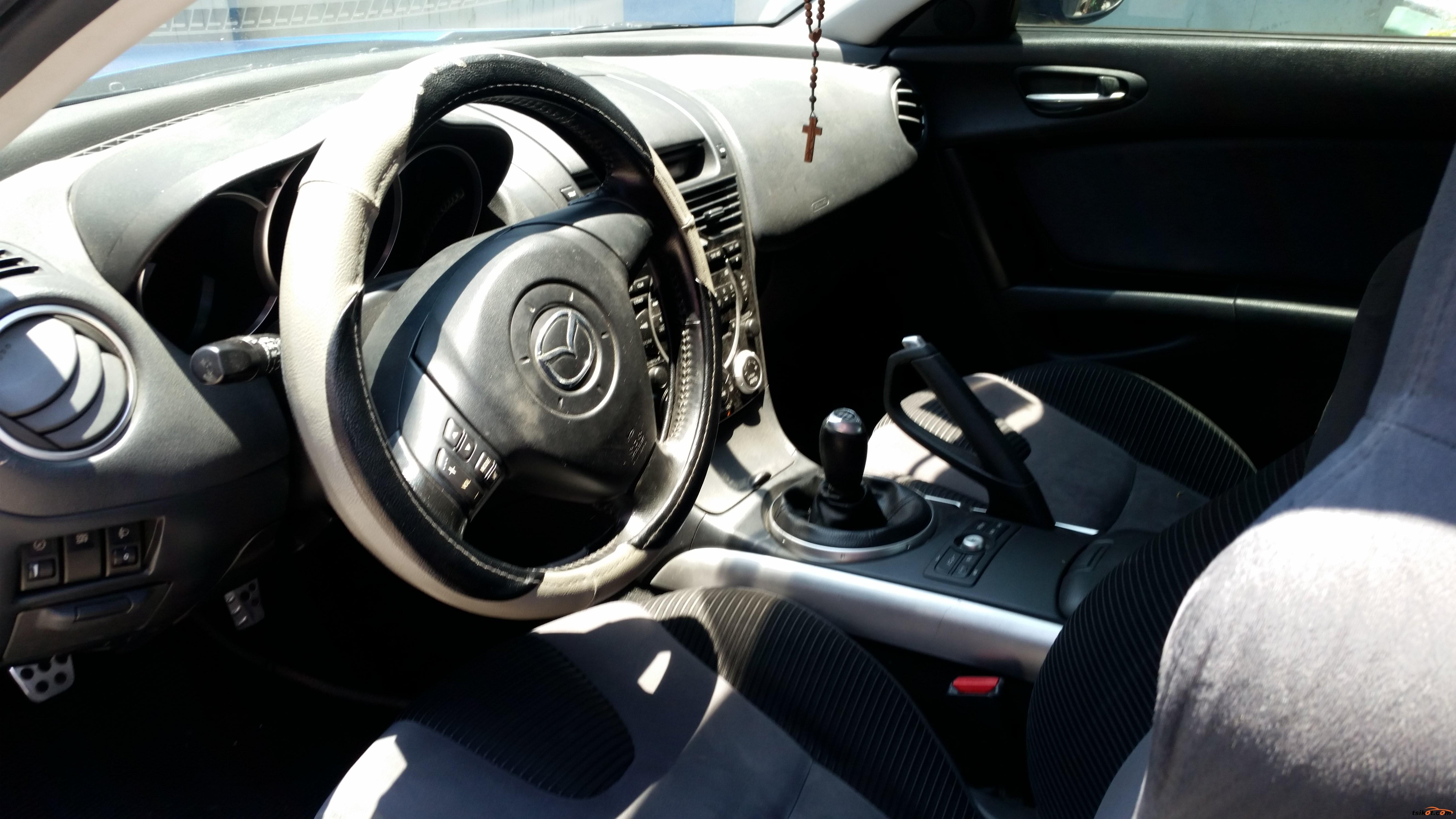 Mazda Rx-8 2004 - 5
