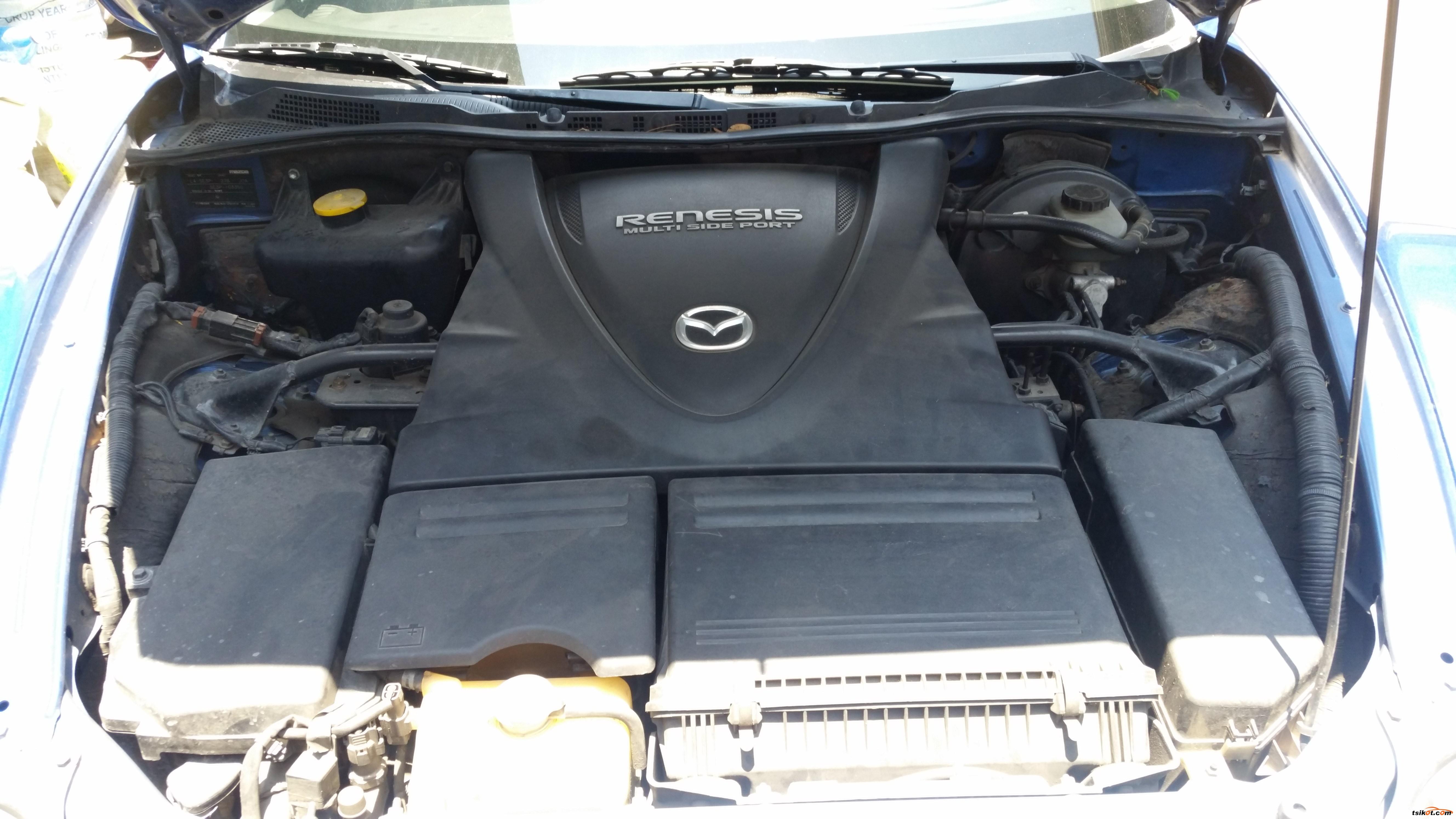 Mazda Rx-8 2004 - 6