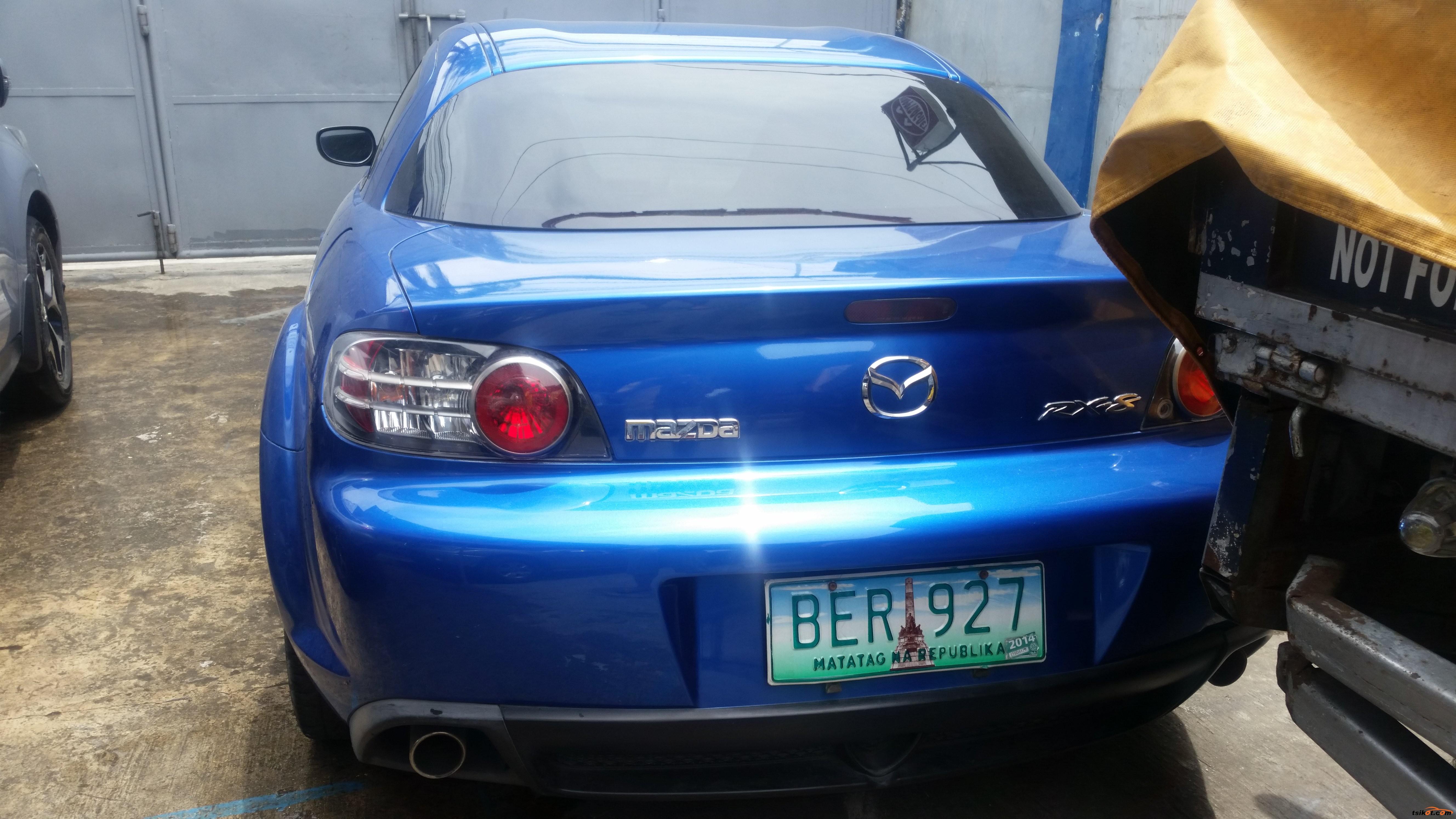 Mazda Rx-8 2004 - 4