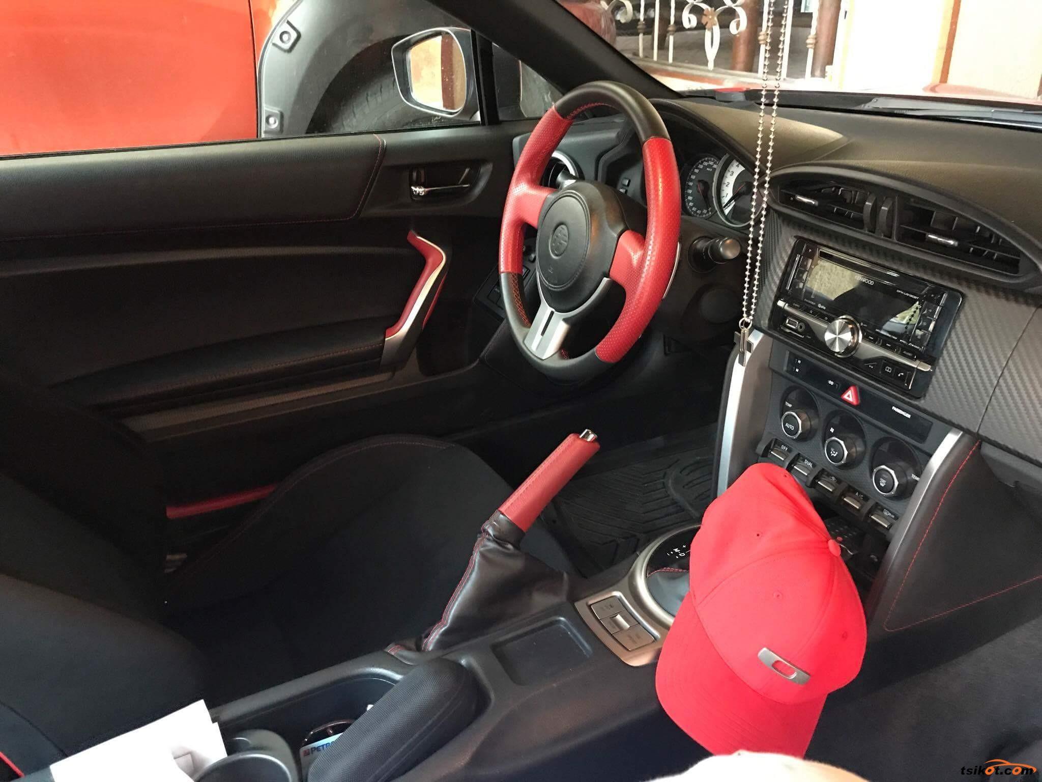 Toyota 86 2017 - 3