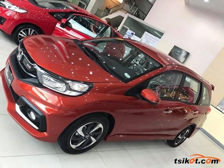 Honda Mobilio 2017 - 7