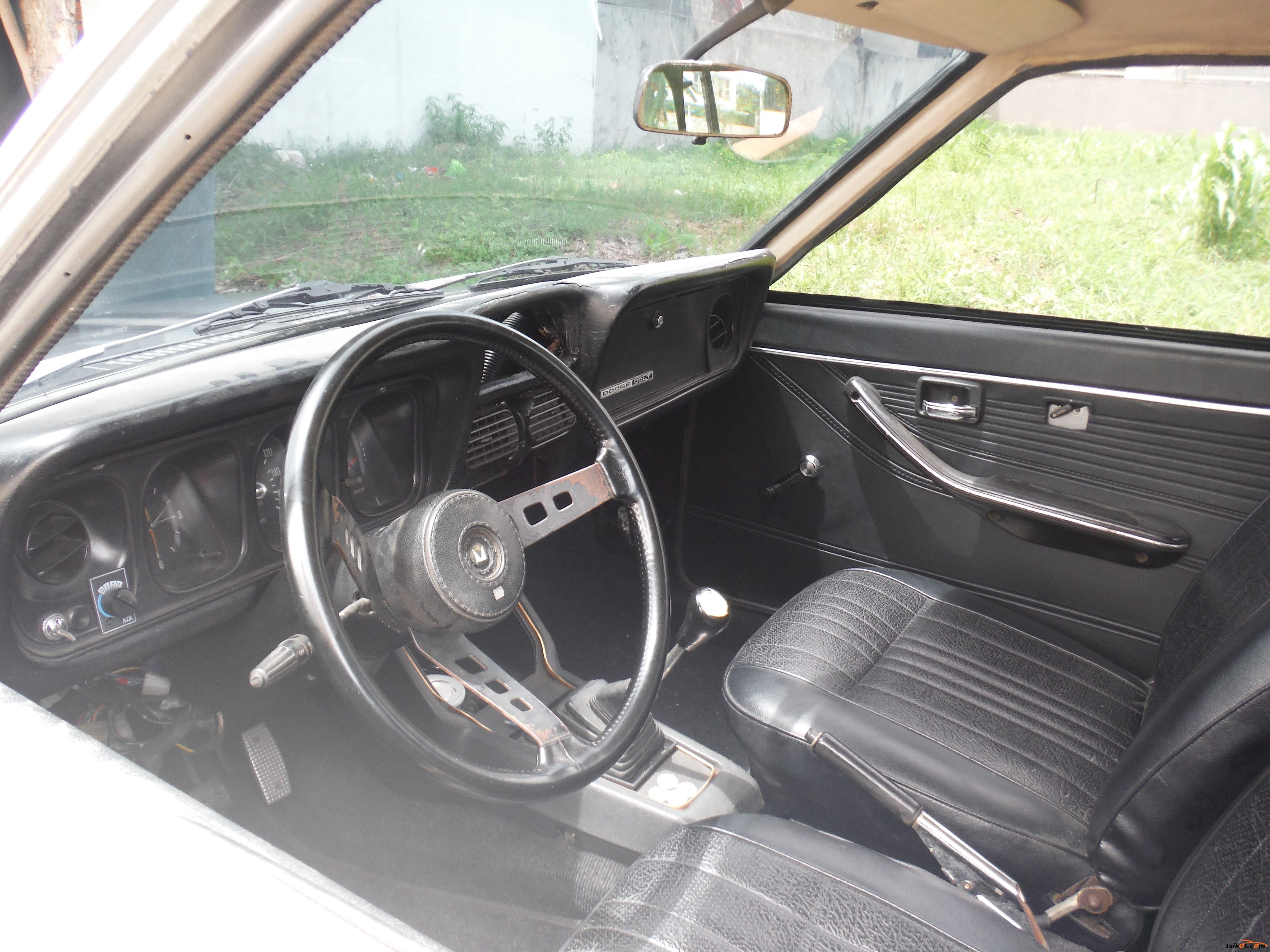 Dodge Colt 1984 - 5
