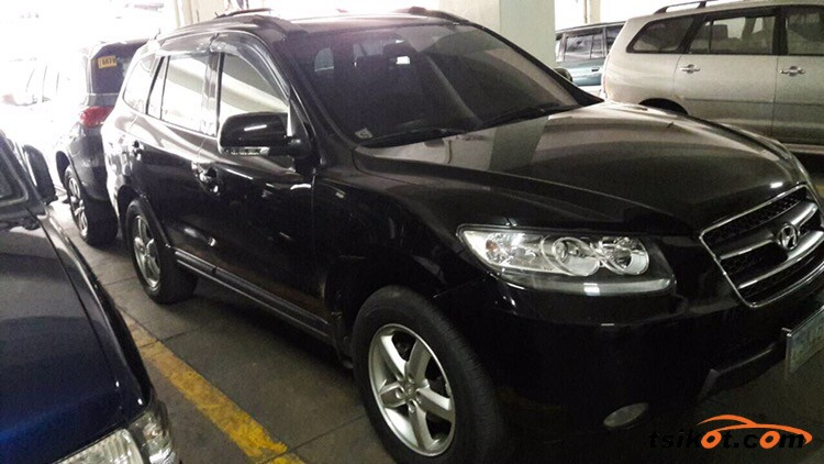 Hyundai Santa Fe 2009 Car For Sale Metro Manila