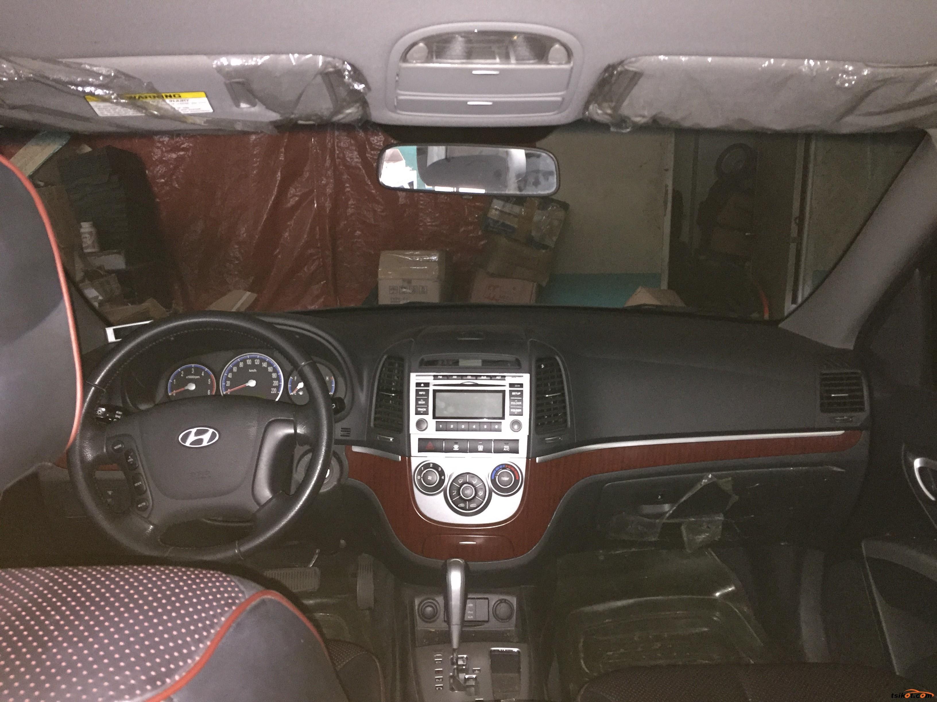 Hyundai Santa Fe 2009 - 10