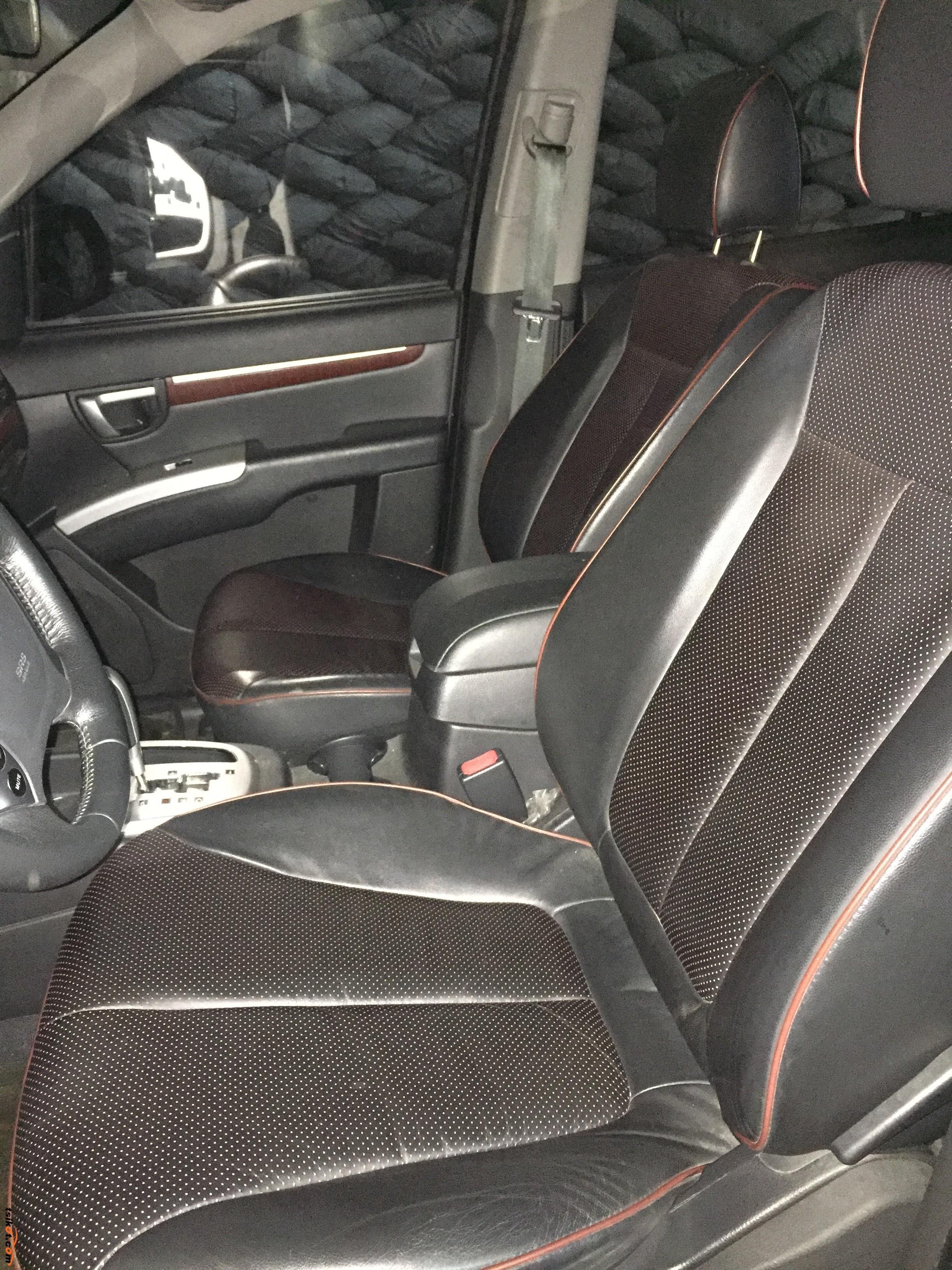 Hyundai Santa Fe 2009 - 8