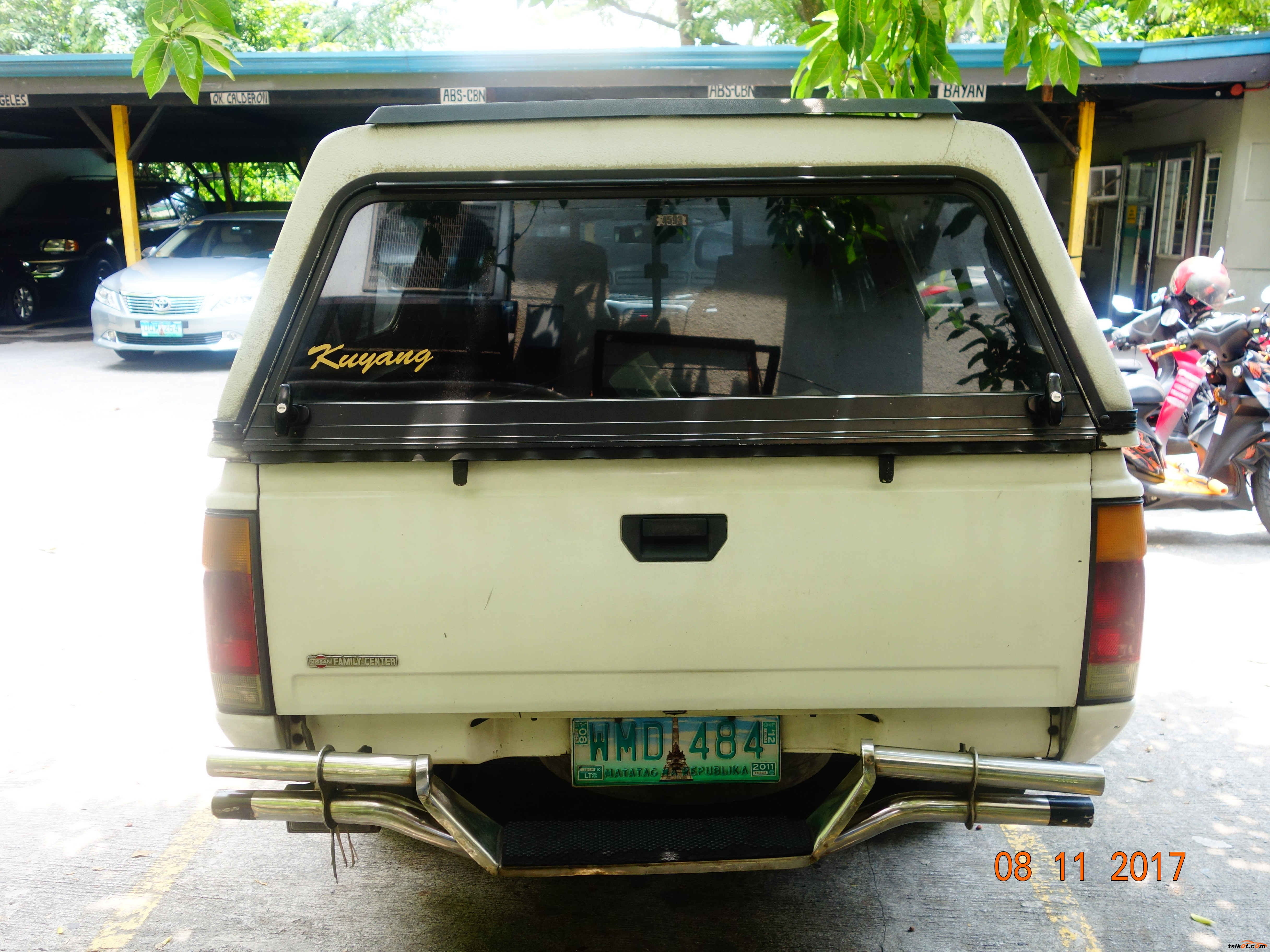 en used frontier region manual thailand nissan mai sale pickup gallery in for car tl mueang chiang northern