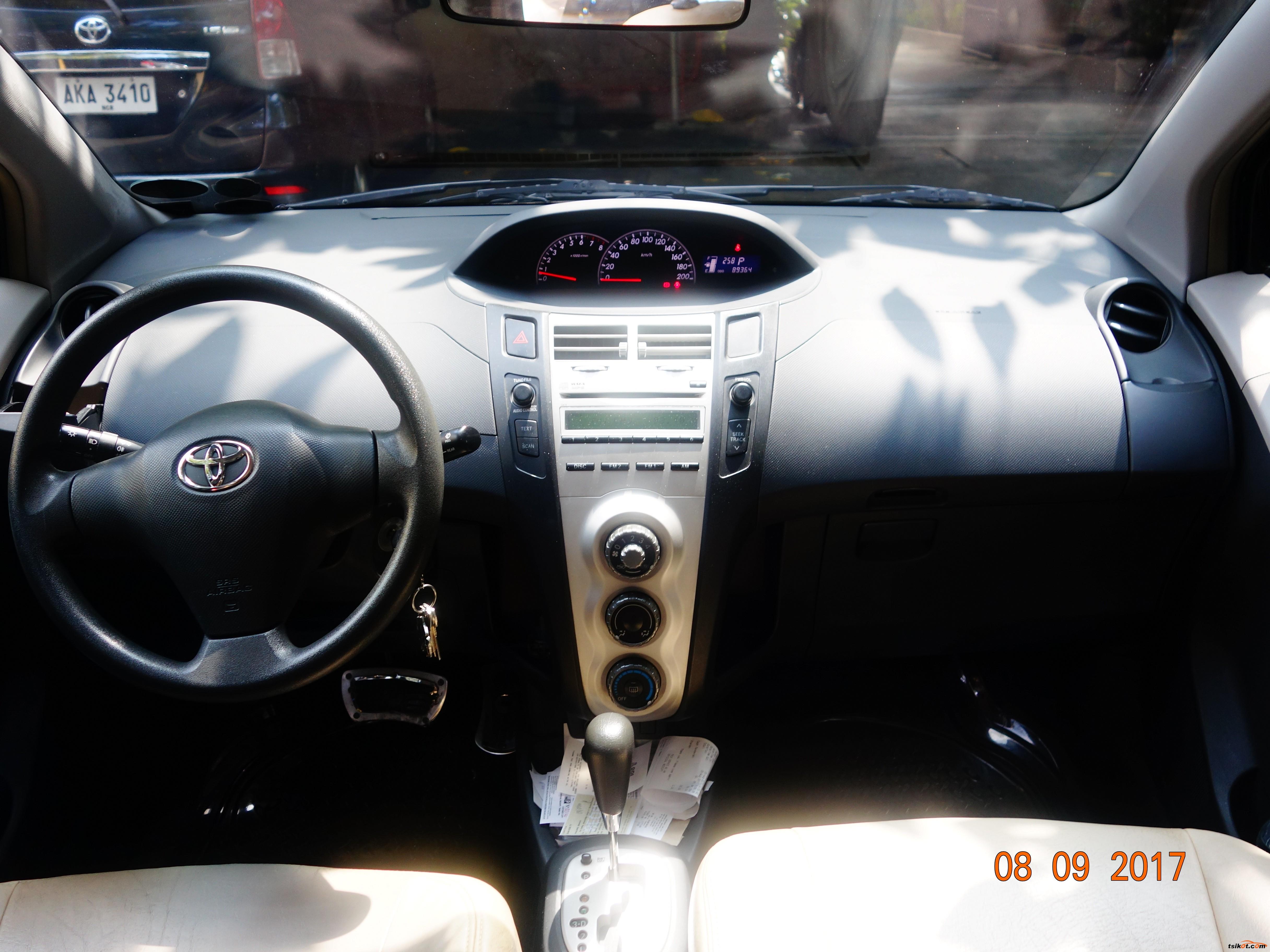 Toyota Yaris 2008 - 6