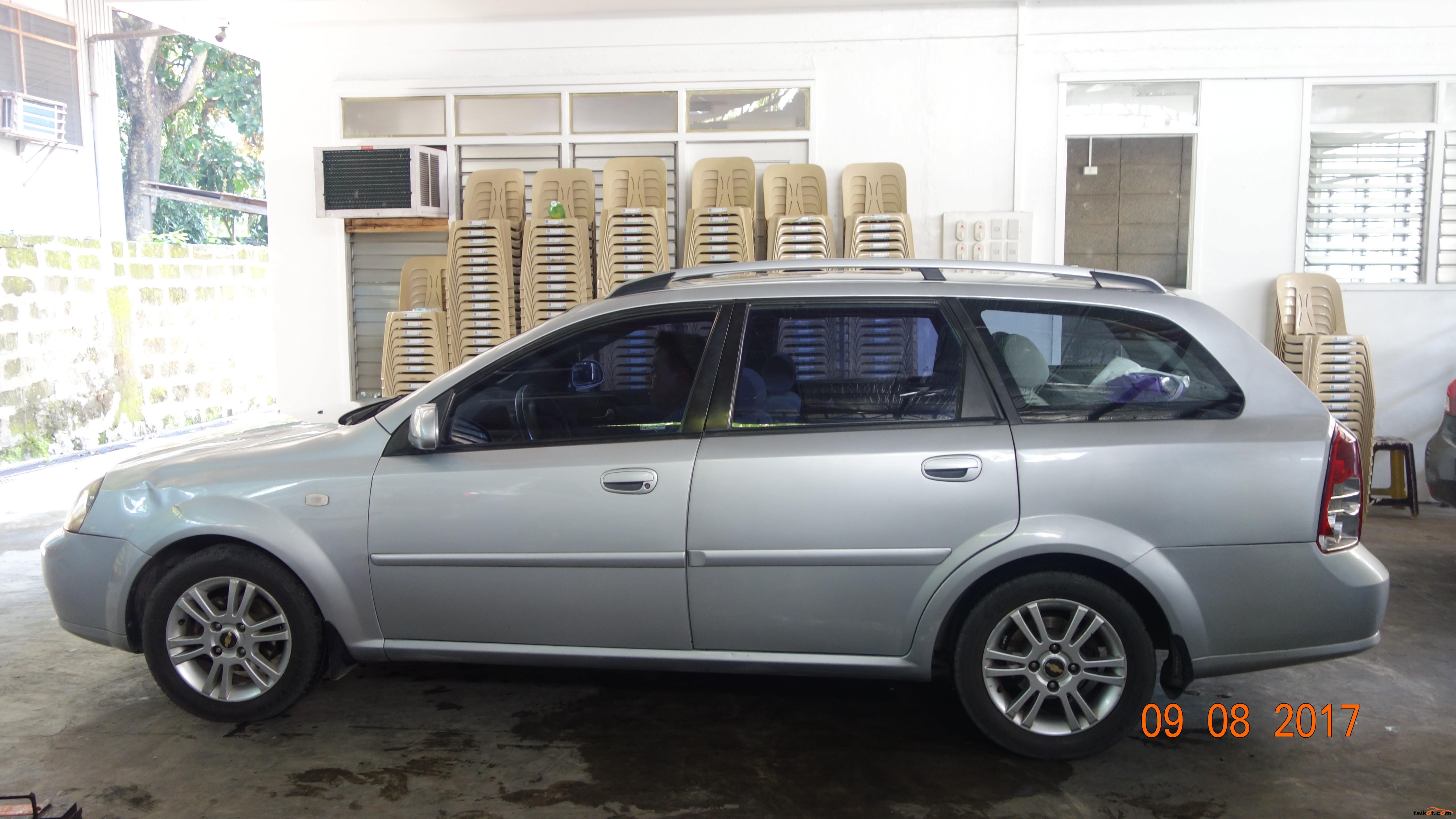 Chevrolet Optra 2006 - 8