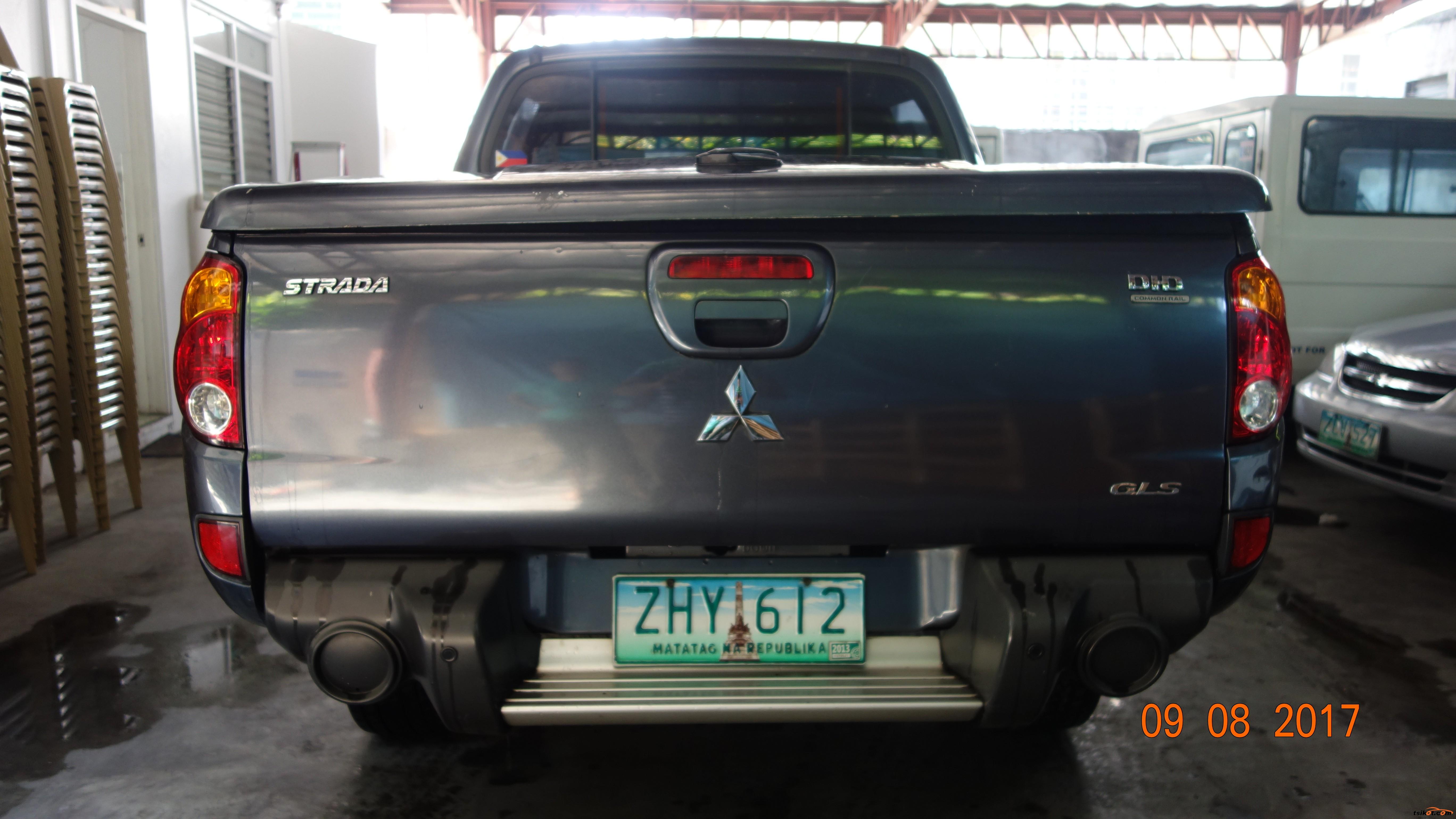 Mitsubishi Strada 2007 - 2