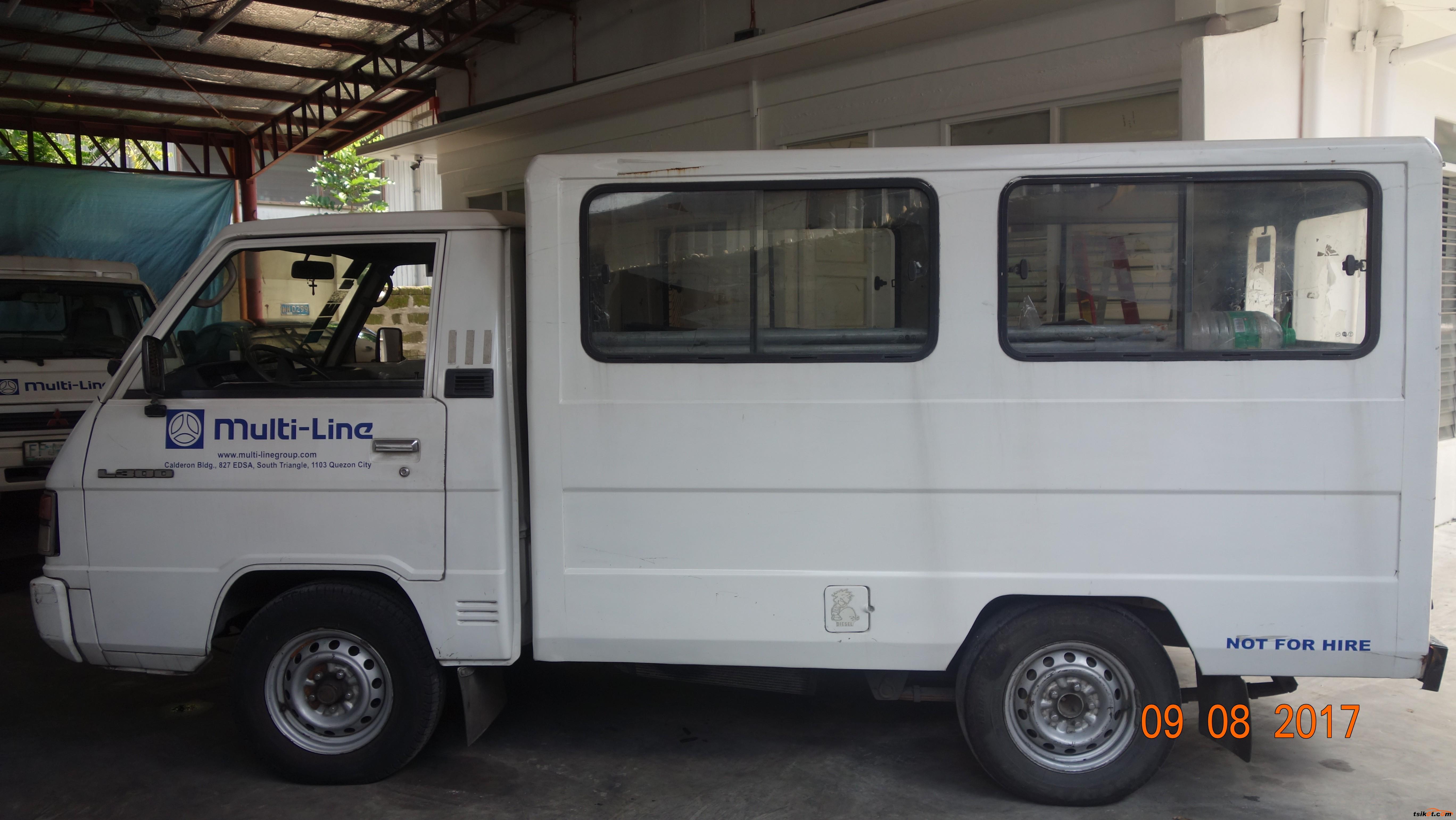 Mitsubishi L-300 2007 - 3