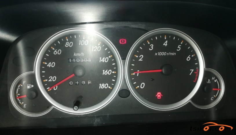 Toyota Avanza 2009 - 3