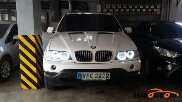 Bmw X5 2000 - 3