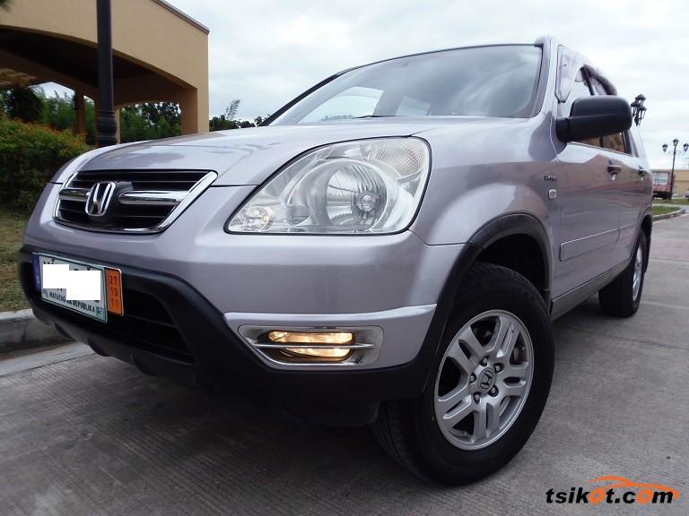 Honda Cr-V 2004 - 1