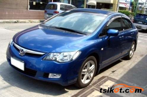 Honda Civic 2006 - 1