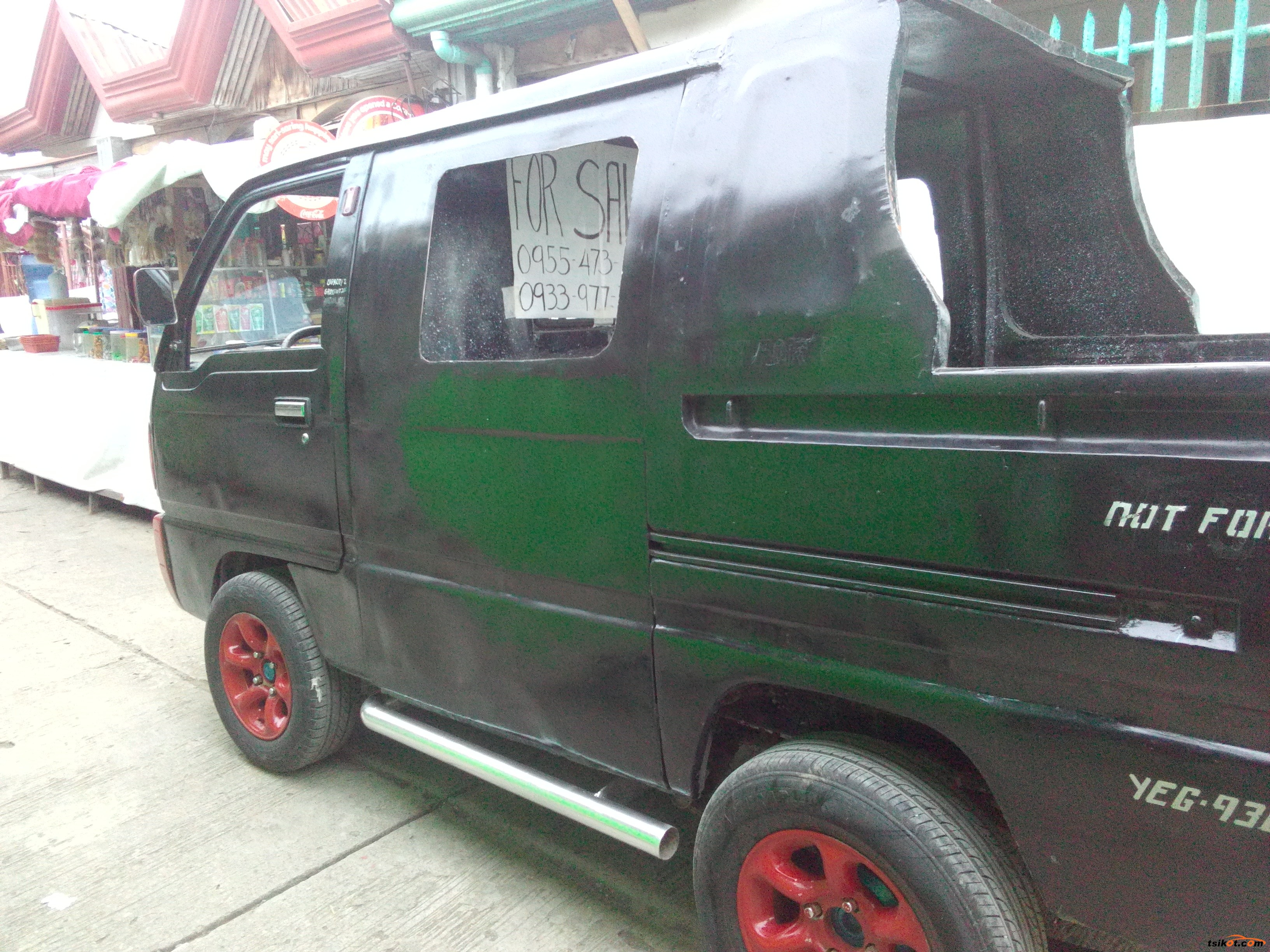 Suzuki Multi-Cab 2007 - 2