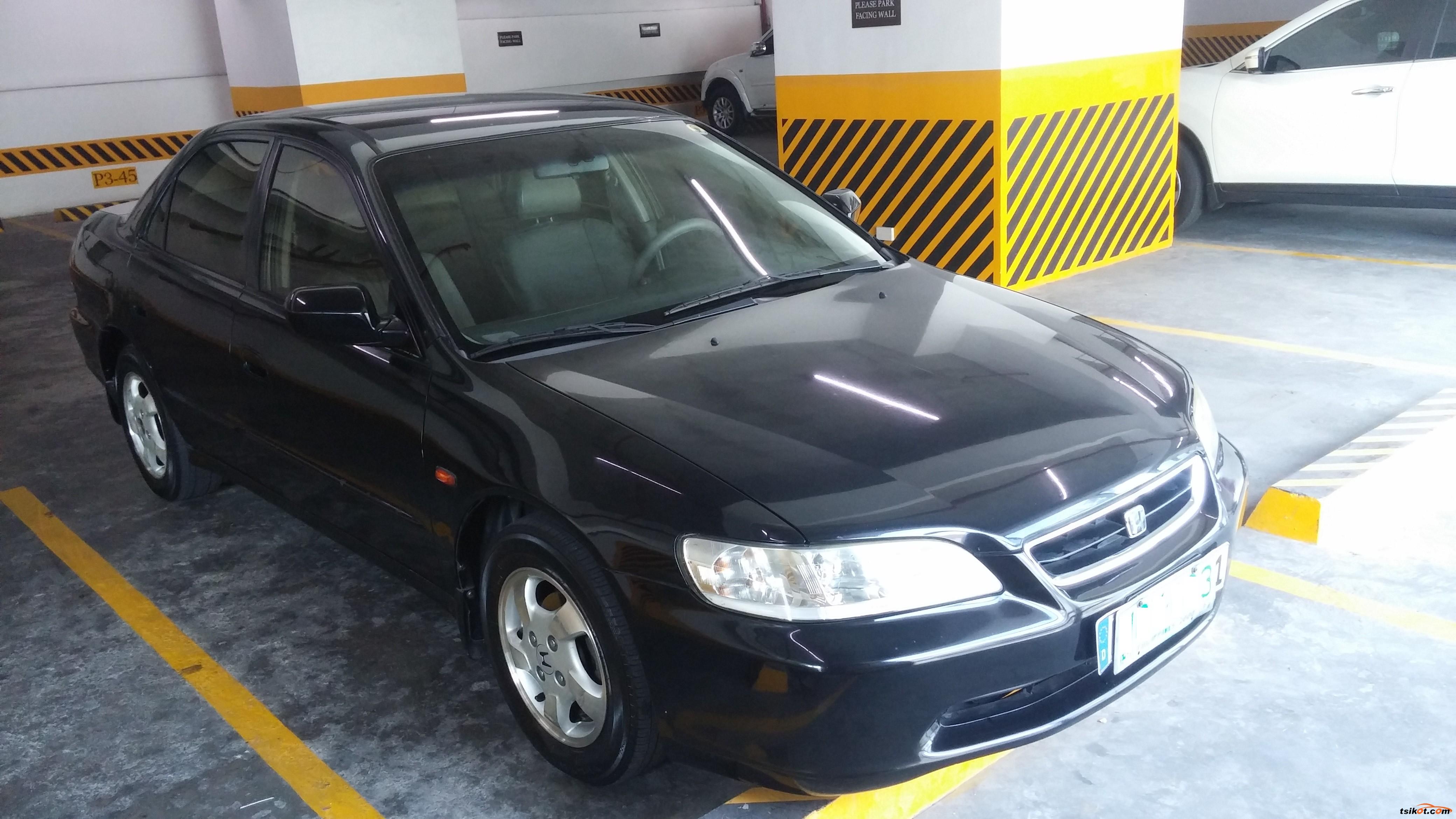 Honda Accord 1999 - 2