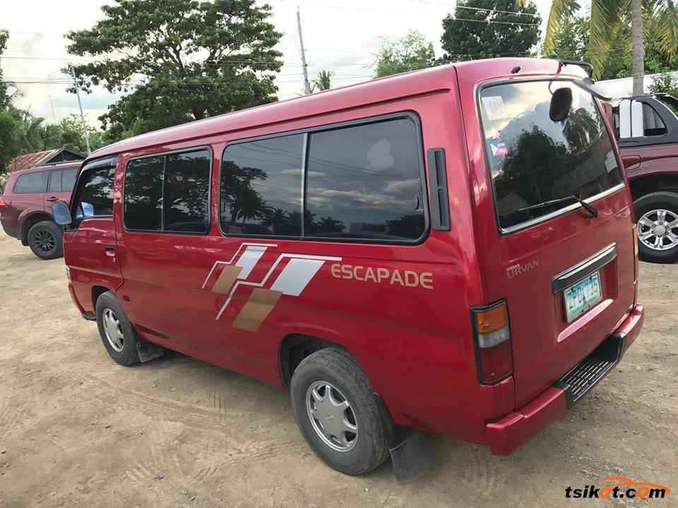 Nissan Escapade 2013 - 9