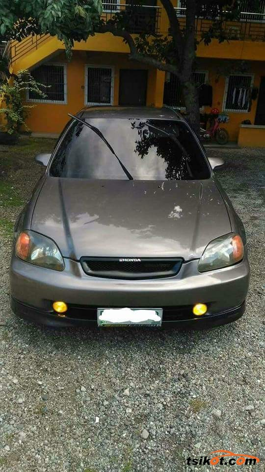 Honda Civic 1998 - 7