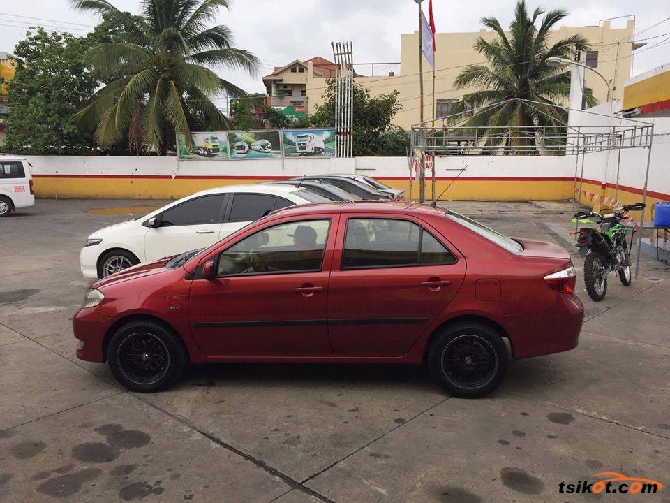 Toyota Vios 2006 - 9