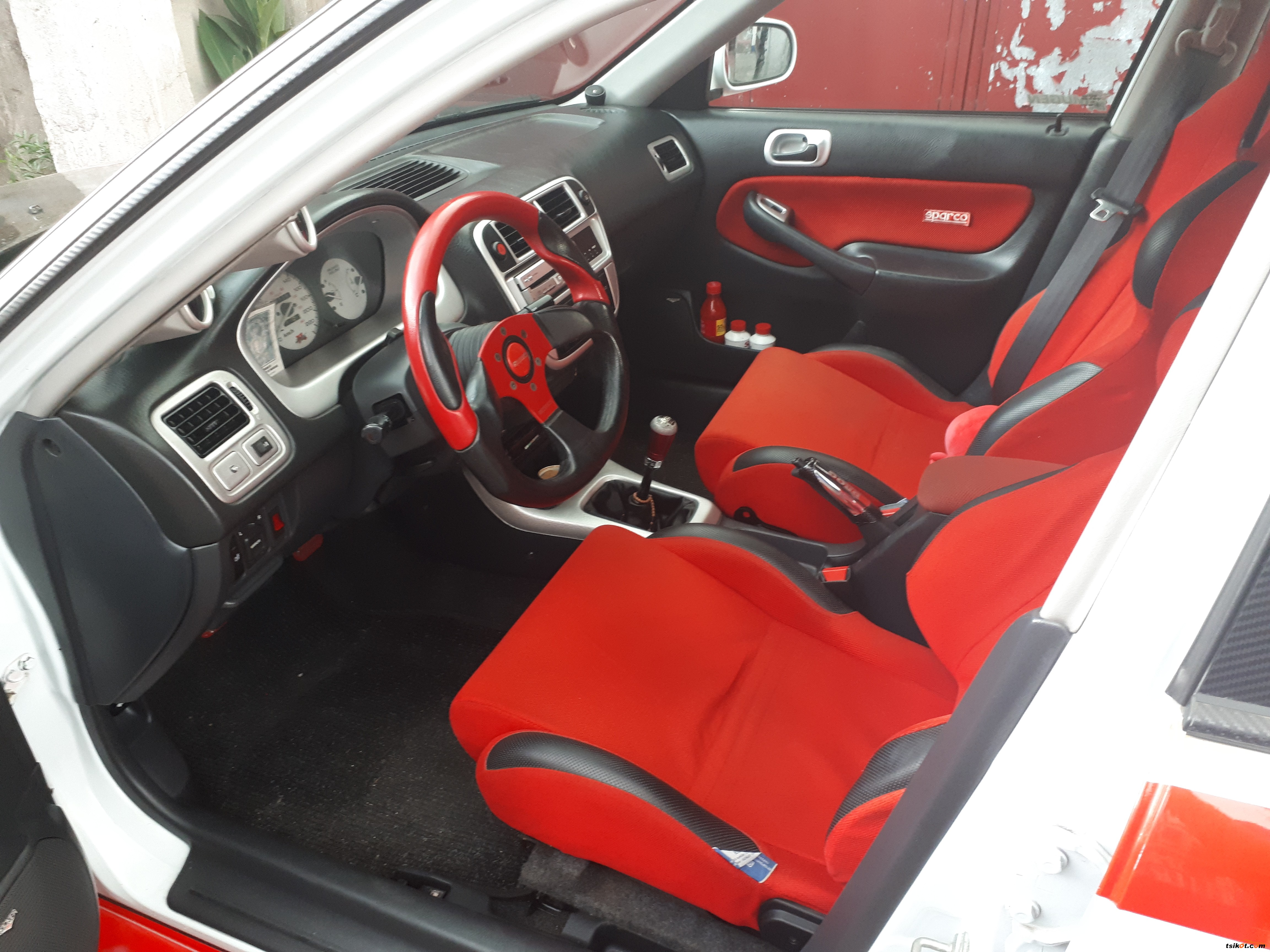 Honda Civic 2000 - 7