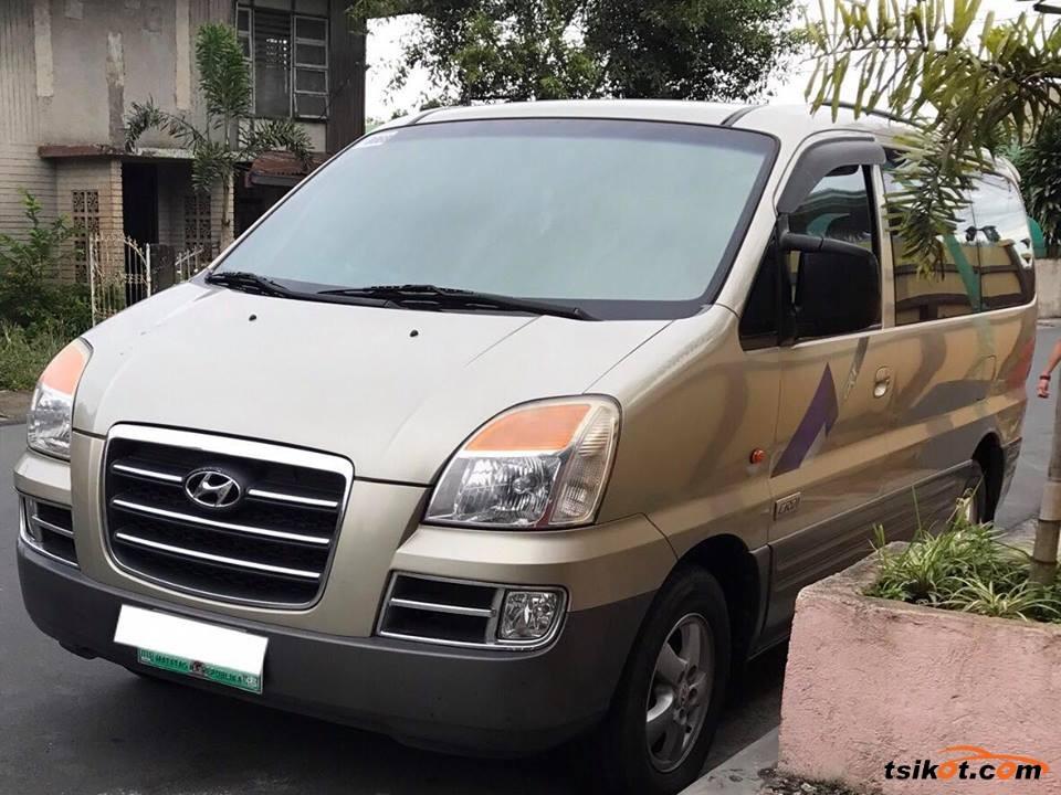 Hyundai Starex 2006 - 7