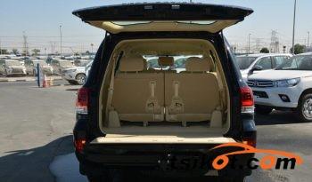 Toyota Land Cruiser 2017 - 6