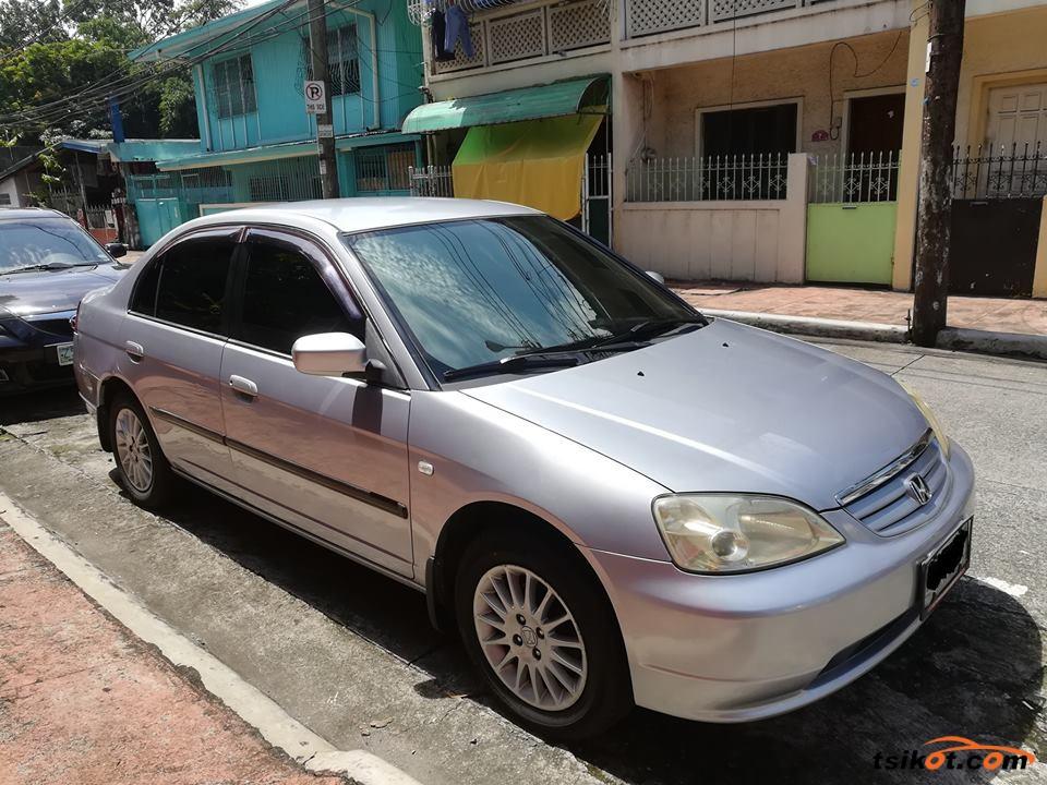 Honda Civic 2002 - 3