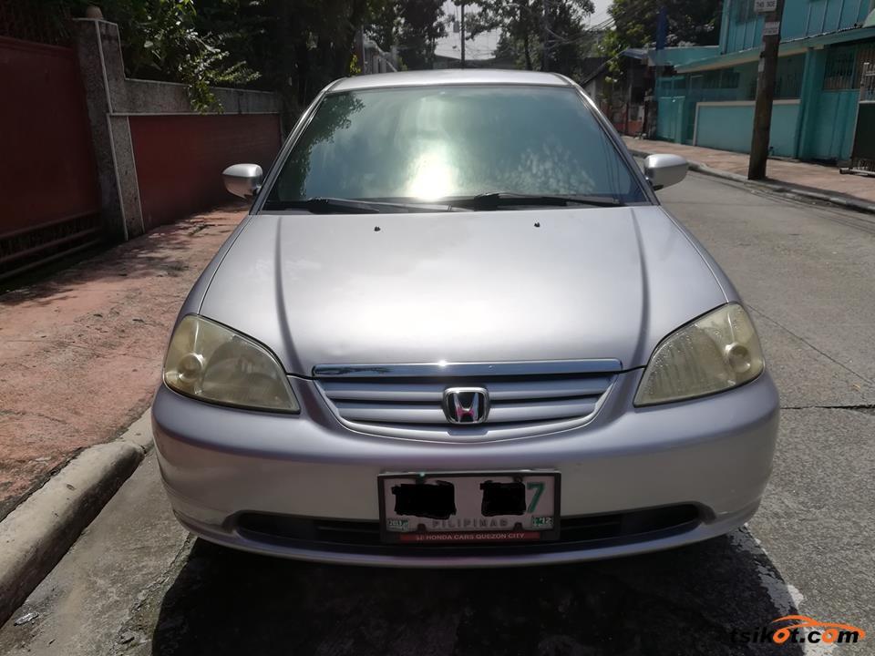 Honda Civic 2002 - 4