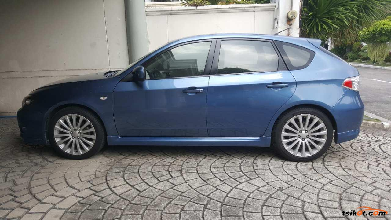 Subaru Impreza 2008 - 1