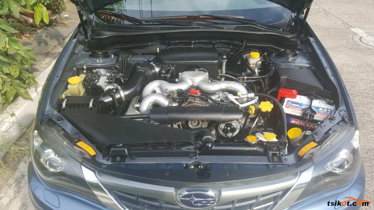Subaru Impreza 2008 - 2