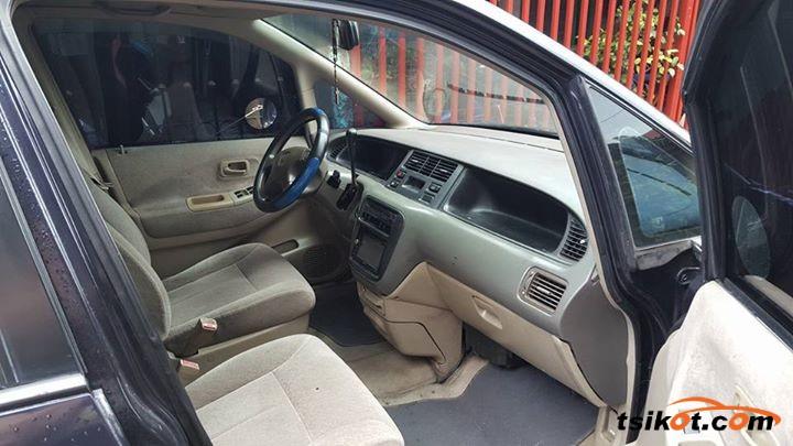 Honda Odyssey 1997 - 10