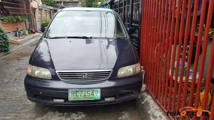 Honda Odyssey 1997 - 6
