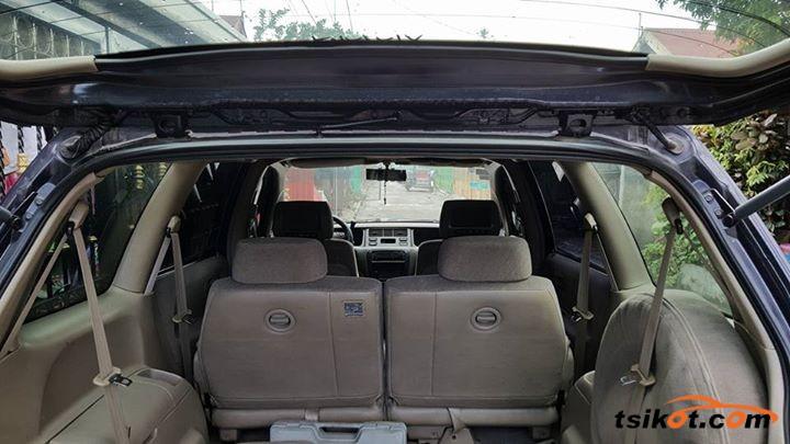 Honda Odyssey 1997 - 8